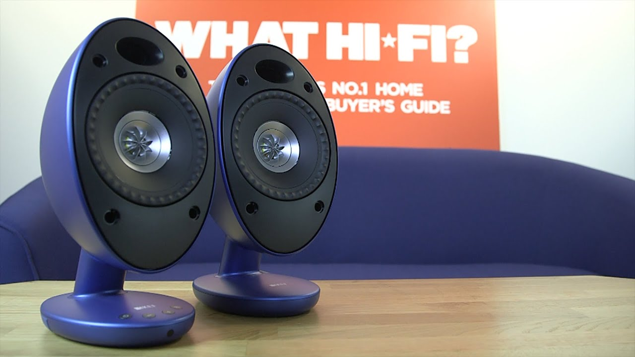kef egg wireless digital music system. kef egg wireless digital music system