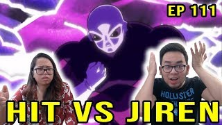 Video DRAGON BALL SUPER English Dub Episode 111 JIREN VS HIT REACTION & REVIEW download MP3, 3GP, MP4, WEBM, AVI, FLV September 2019