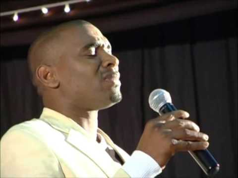 TACC Port Elizabeth Thanksigiving 2010 - Brother Mncedis Mthembu singing Sibonise
