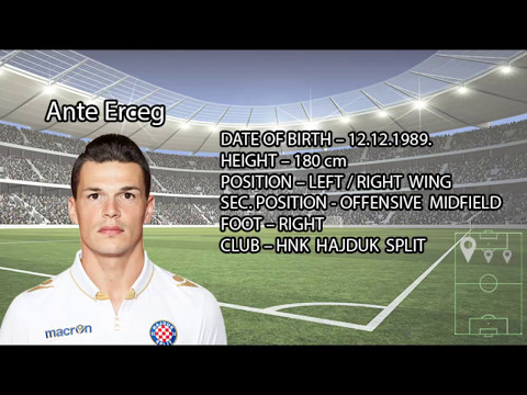 ante erceg highlights 2016/17