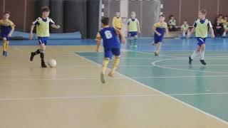 Новогодний футбольный детский турнир 2018 в Комсомольске-на-Амуре