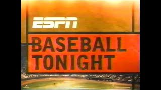 Baseball Tonight - Monday, April 3, 2006 - ESPN