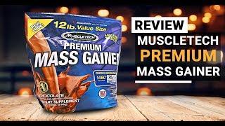 Review Premium Mass Gainer MuscleTech - Sữa tăng cân chất lượng cao