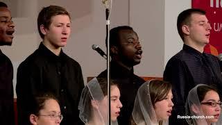 Псалом 3  (Thou, Oh Lord)    Хор Русь Христианская