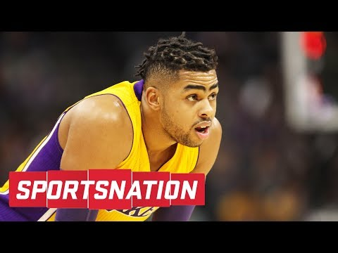 Should D'Angelo Russell Be Worried About Lonzo Ball? | SportsNation | ESPN