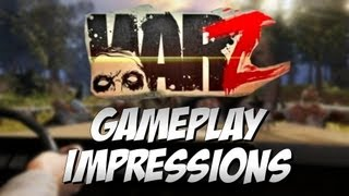 The WarZ Gameplay Impressions! (Is this Game a Scam?)