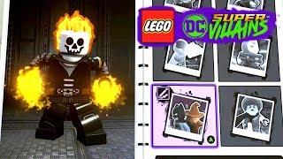 LEGO DC Super Villains #31 CRIEI O MOTOQUEIRO FANTASMA NO CRIADOR DE PERSONAGENS Dublado EXTRAS thumbnail