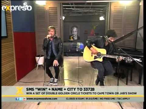 Van Coke Kartel perform live on expresso  (11.09.2012)