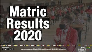 Matric 2020 results announcement