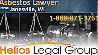Janesville Asbestos Lawyer & Attorney - Wisconsin