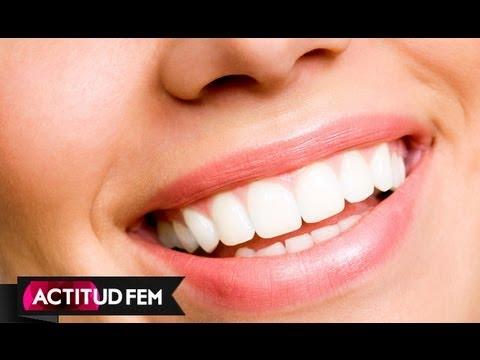 Blanquea tus dientes r pido y f cil remedios caseros - Como limpiar una casa rapido ...