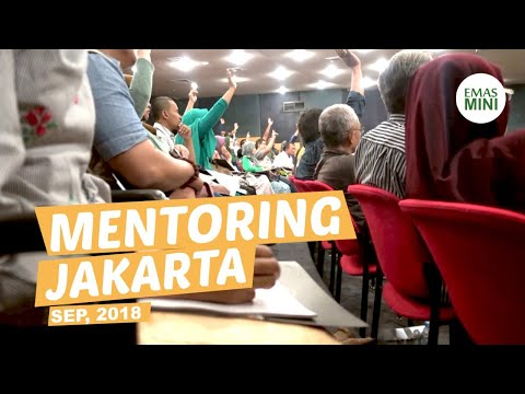 Mentoring Distributor September 2018  (Jakarta)