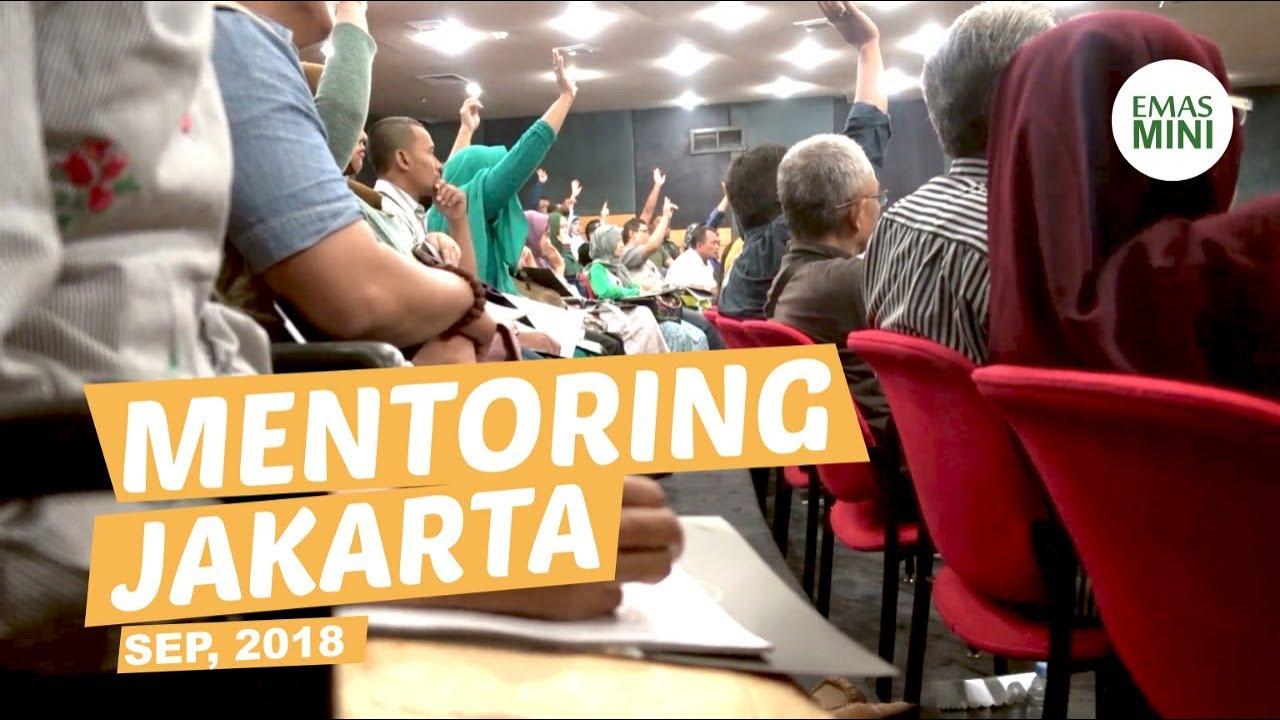 Mentoring Distributor September 2018 Jakarta Youtube