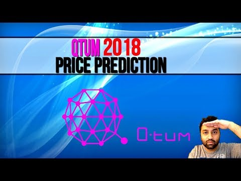👉🏻 QTUM 2018 Price Prediction | Generation 3.0 Ethereum 🤑
