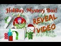 Cricut Holiday Mystery Box Released 2018