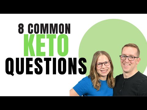 8 Common Keto Questions: Health Coach Tara Answers Common Questions About The Ketogenic Diet (2018)