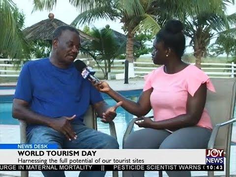 World Tourism Day - News Desk on Joy News (27-9-17)