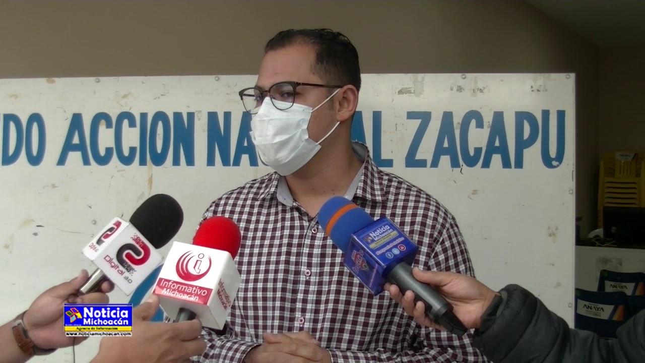 No fomentaremos la grilla dentro del comité, aquí venimos a trabajar: José Manuel Méndez
