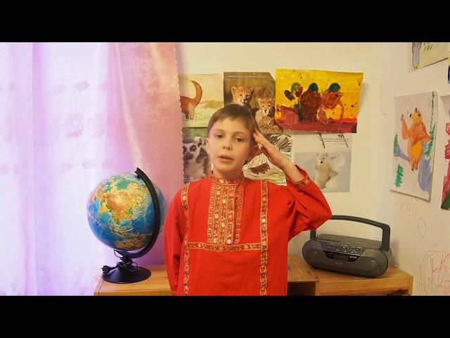 Изображение предпросмотра прочтения – СтепанХолин читает произведение «Умом Россию не понять...» Ф.И.Тютчева