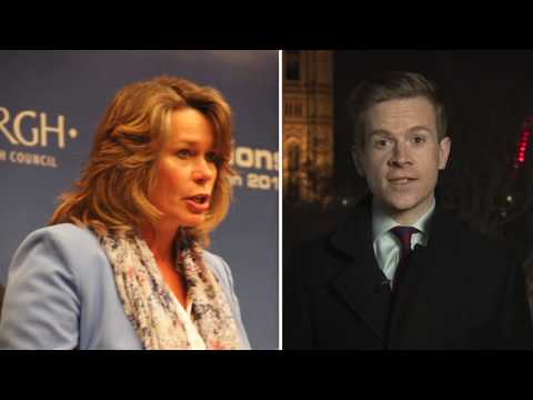 Michelle Thomson interviewed by Nick Eardley, BBC GMS