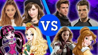 The Best VS Compilation! Ever After High, Monster High, Boy Meets World & More!