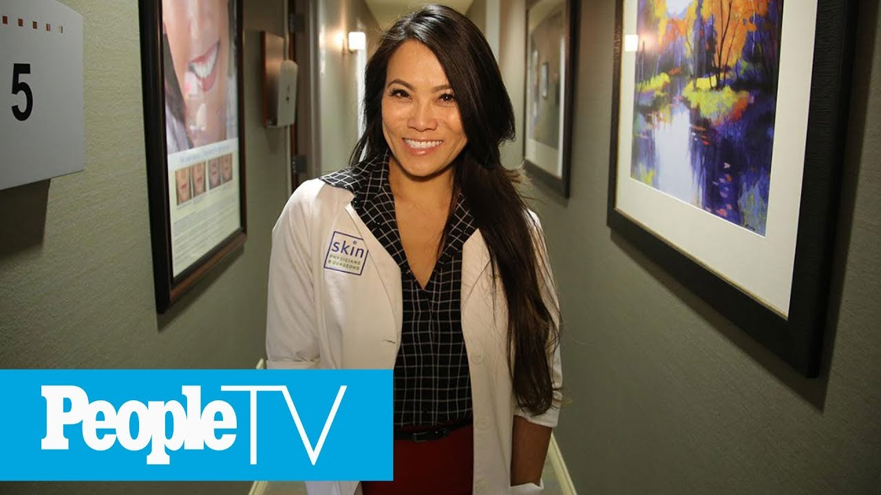 Dr Sandra Lee Aka Dr Pimple Popper On All The Extractions You Can Expect On Her Show Peopletv