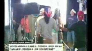 Download Video Mesum Luna Maya dan Ariel Via Blogspot
