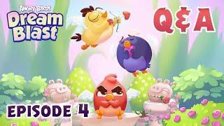 Angry Birds Dream Blast | Community Q&A Ep.4 | Valentine's Day
