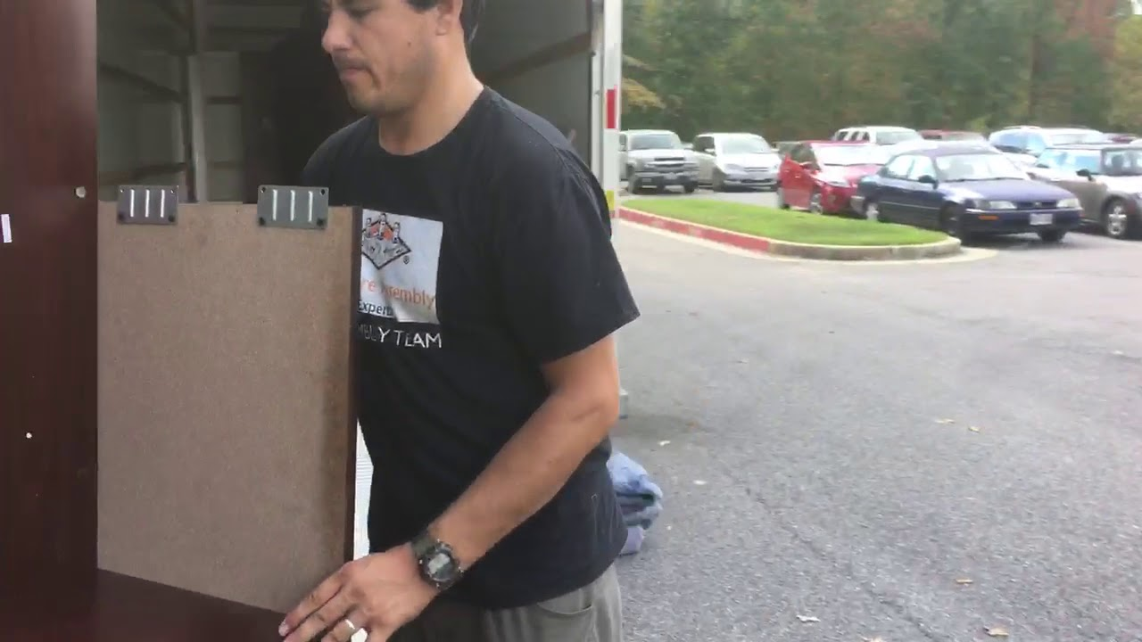 Baltimore Commercial Office Movers By Furniture Moving Helpers Company