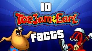 10 ToeJam & Earl Facts