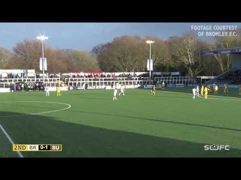 Bromley Sutton Goals And Highlights