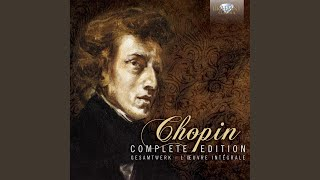 Mazurkas, Op. 63: III. Allegretto in C-Sharp Minor