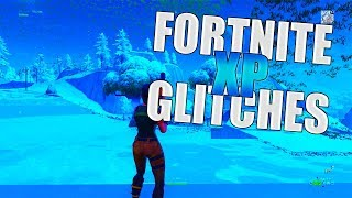 Fortnite XP Glitch - EASY XP Glitch à Fortnite! Rapide - Easy XP Glitch Under Map (Fortnite Glitches)