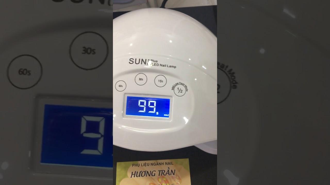 Sun5 Plus Nail Lamp Review
