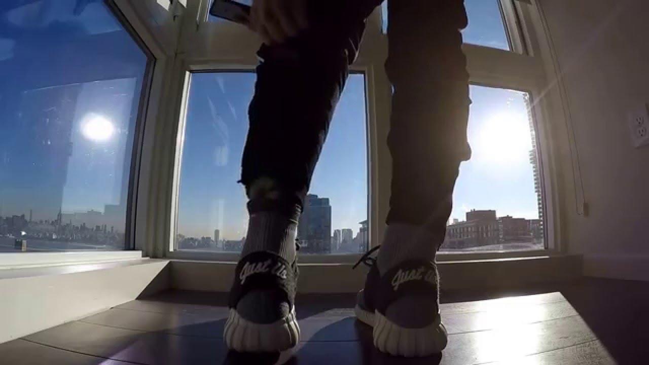 Kith x Adidas Consortium tubular Doom YouTube