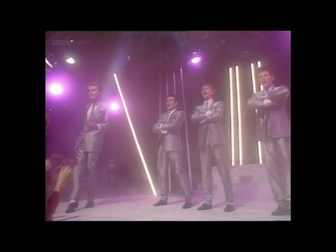 ABC - Look Of Love (TOTP 1982)