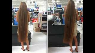 Strange people you can see in Walmart