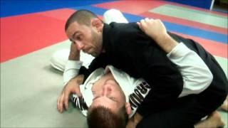 Genesis BJJ Tech #22 featuring UFC Vet Vagner Rocha
