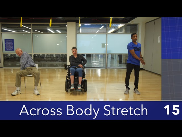 Modified Across Body Stretch