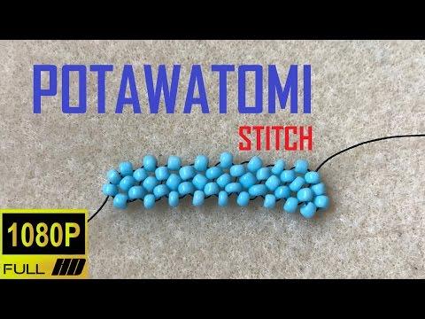 Potawatomi Stitch 1
