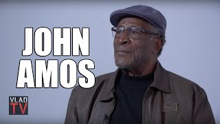 John Amos on Playing for KC Chiefs, Getting Cut from 13 Football Teams (Part 2)