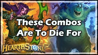 These Combos Are To Die For - Boomsday / Constructed / Hearthstone