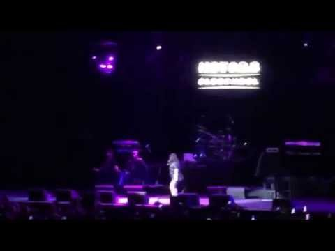 Lisa Lisa's Greatest Hits at Super Freestyle Explosion Concert 2014 at Honda Center