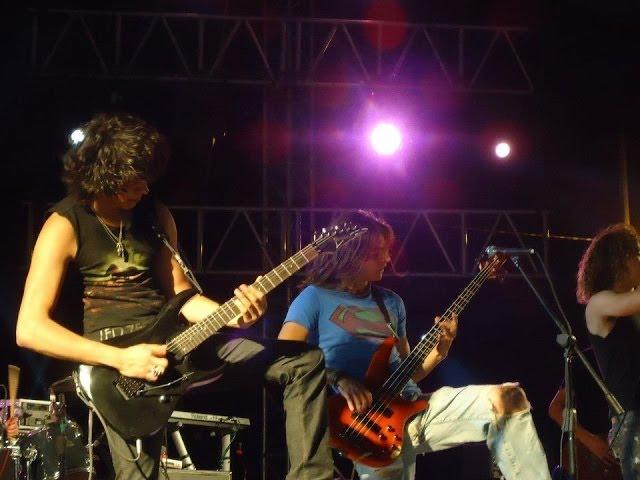 Tulkas - En vivo desde Pedro Escobedo, Qro (2013) HD