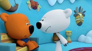 Von Monat zu Monat Bären – Schlaflosigkeit    | Plump-TV | cartoon | 10. Kapitel
