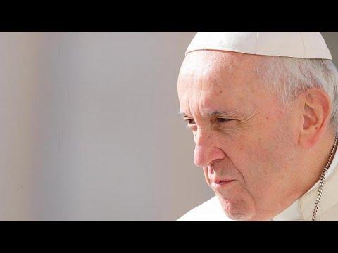 البابا يشجب الإجهاض بعنف ويشبهه بعمليات القتل المافيوية…  - 20:54-2018 / 10 / 10