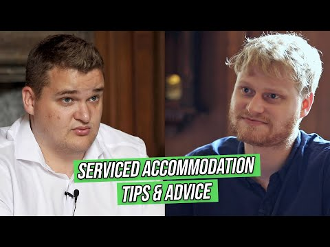 A Guide to Serviced Accommodation | Samuel & Russell Leeds