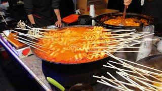 7 Amazing Must Try Korean Street Food [ Halal ]