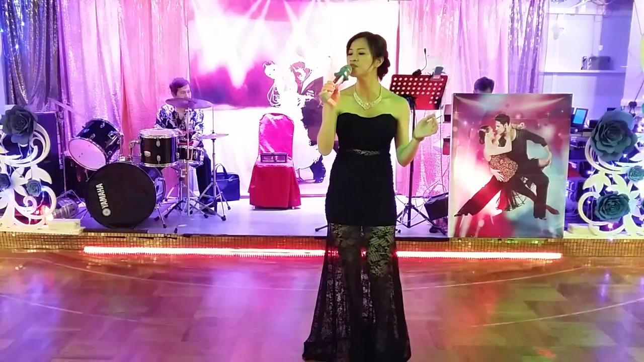 20180615 Singing 金樂之星下午茶座 Vincci 《一簾幽夢》 歌詞字幕 - YouTube