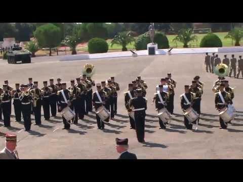 Aubade de la Musique principale des Troupes de marine